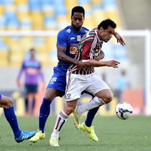 bc54a5fe89c1c Henrique destaca Cruzeiro reforçado em semana decisiva no Brasileirão.  Fluminense e Cruzeiro se enfrentam pelo Brasileirão. +5