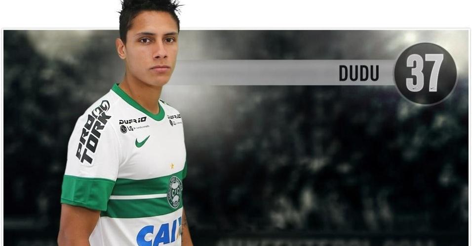 Dudu, meia do Coritiba