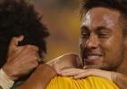Neymar perde gol feito, mas Brasil bate Equador com golaço de Willian - BRUNO DOMINGOS/ MOWA PRESS