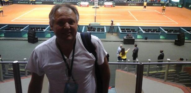 Comentarista da Sportv, Dácio Campos é um dos investigados em processo do MP
