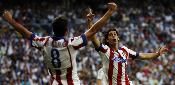 Tiago atua pelo Atlético de Madri