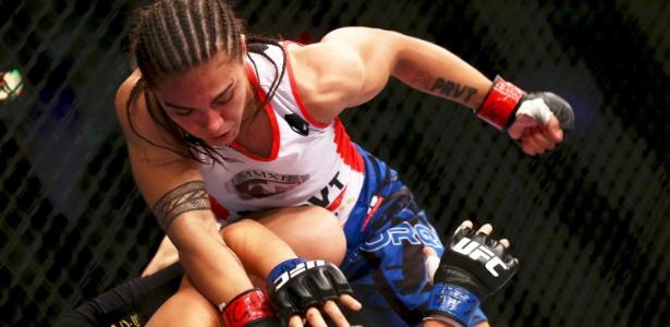 Jéssica Bate Estaca já sabe quem será sua próxima adversária no UFC - Wagner Carmo/inovafoto
