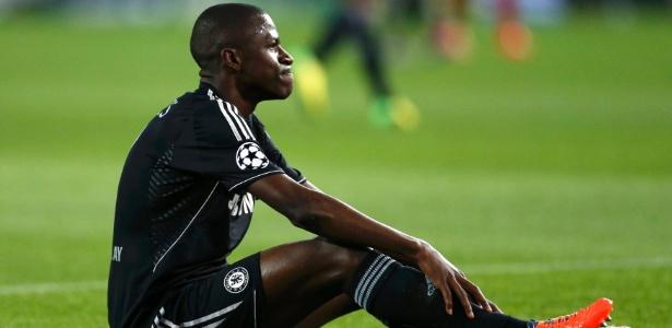 Ramires havia perdido espaço no elenco do Chelsea e sequer era relacionado para jogos
