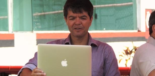 Felipe Ximenes pode ser o novo diretor executivo do Vasco em 2017