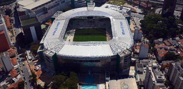 Palmeiras segue sem receber da WTorre por jogos fora do Allianz - Thiago Fatichi/Divulgação