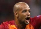 Herói em clássico turco, Felipe Melo entra na seleção do Fifa - Burak Kara/Getty Images