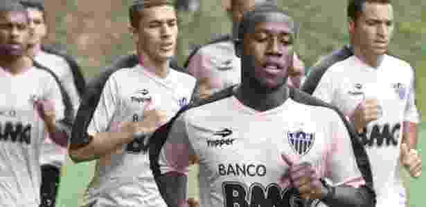 Banco BMG foi parceiro do Atlético-MG entre 2010 e 2014. Empresa é de ex-presidente do clube - BBC