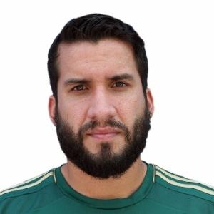 Victorino defendeu o Palmeiras em 2014 - Divulgação/Site oficial do Palmeiras