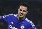 No aniversário de Fàbregas, reveja seus gols e assistências pelo Chelsea - IAN KINGTON/AFP