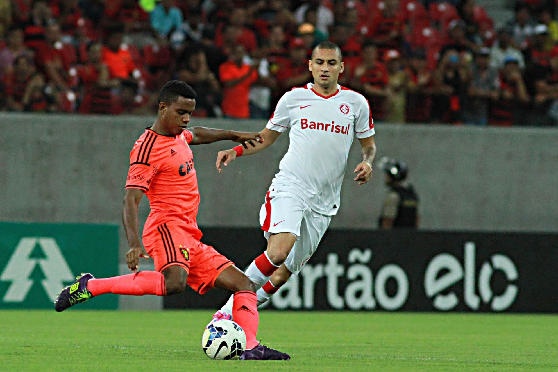 Atlético-MG se reúne com agente e mira volante do Sport para 2017 - Esporte  - BOL ff673c199efc5