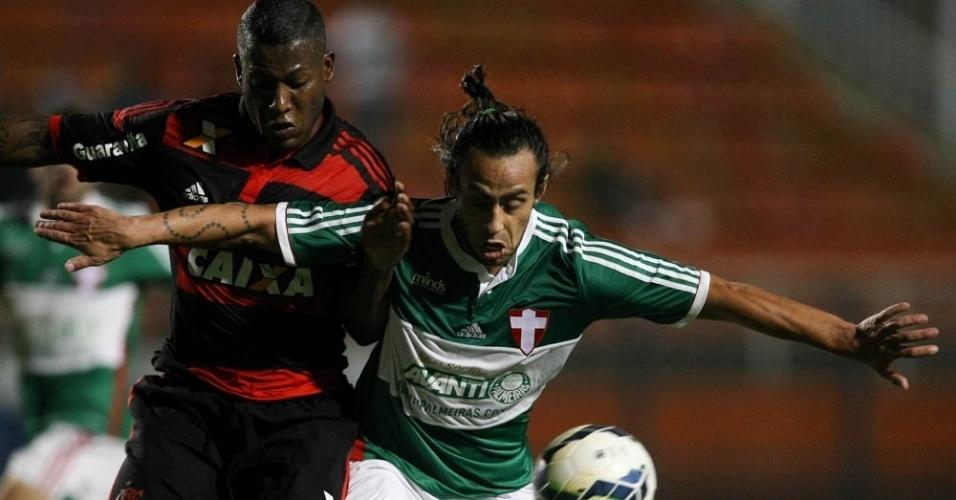 Valdivia entrou no segundo tempo para mudar jogo do Palmeiras