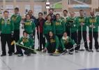 O curling brasileiro existe. E tentou mudar as regras para chegar a Mundial - Divulgação