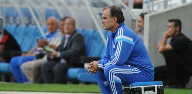 Argentino treinará o lille a partir da próxima temporada - AFP PHOTO