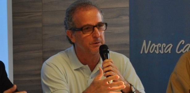 """Duda Kroeff era presidente do Grêmio em 2009, mas nega que time tenha """"entregado"""" - Marinho Saldanha/UOL"""