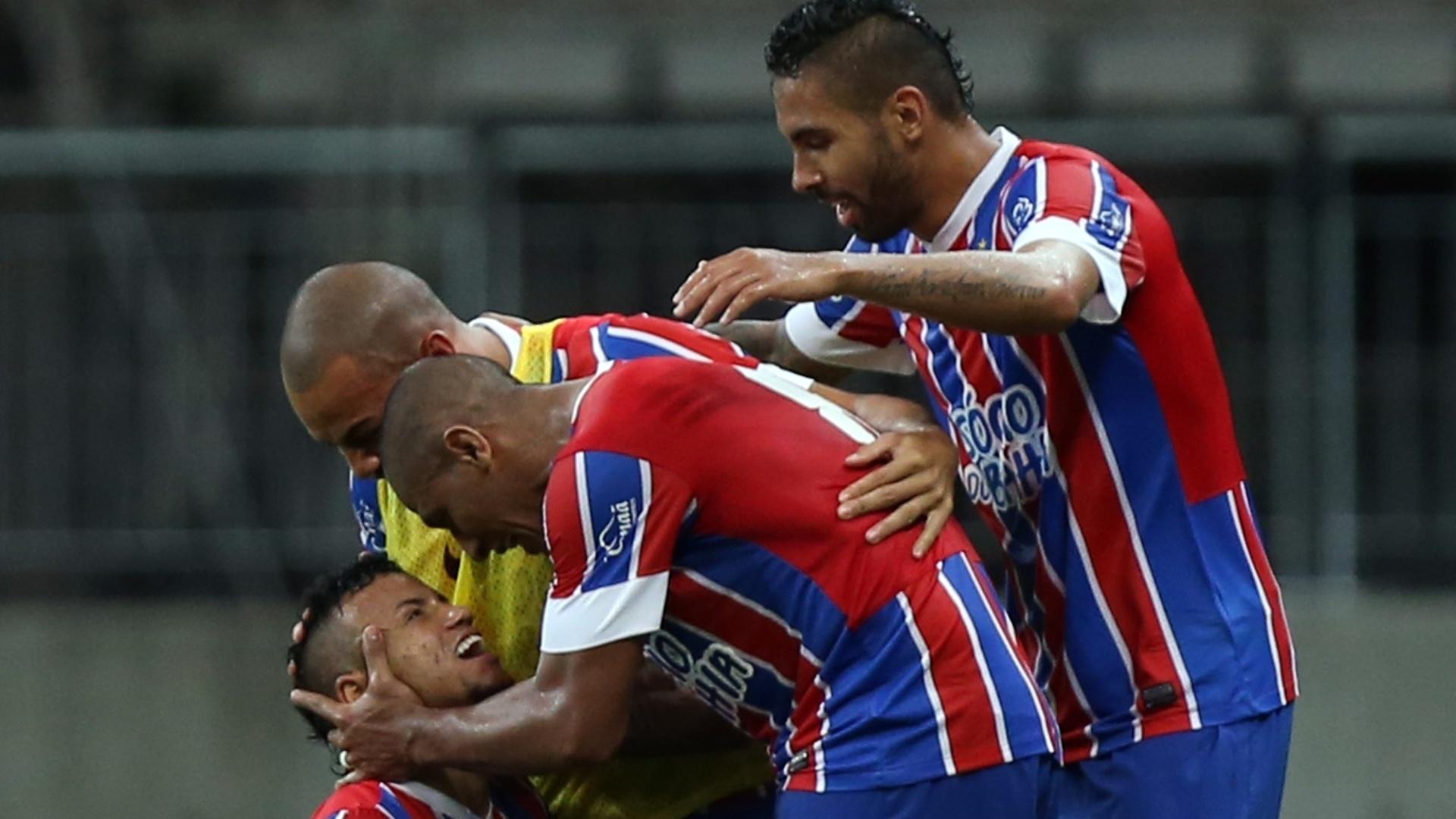Bahia venceu o Sport por 1 a 0