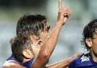 Coritiba x Cruzeiro, pelo Campeonato Brasileiro (24/9) - Heuler Andrey/Getty Images