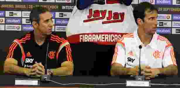c6683213e5 Flamengo afasta Marcelinho e estuda demissão após briga com técnico ...