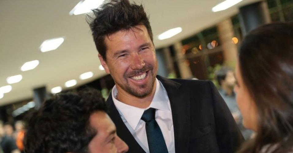 Doni encerrou carreira meses após parada cardíaca. Hoje gerencia escolinha de futebol da Roma em Ribeirão Preto