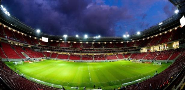 Governo rompeu o contrato de concessão da Arena Pernambuco