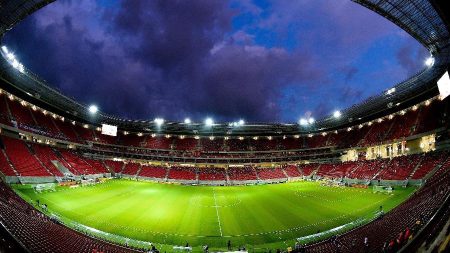 Arena Pernambuco, a princípio, recebe Brasil x Bolívia no próximo dia 27 - Buda Mendes/Getty Images