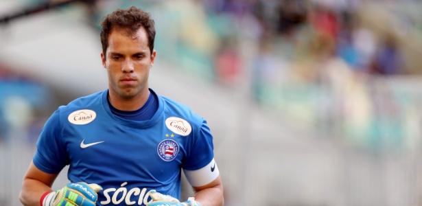 Marcelo Lomba trocou o Bahia pelo Internacional e Muriel fará o contrário