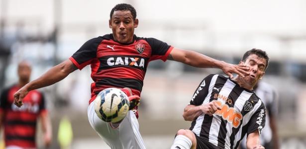 Marcinho foi rebaixado no Campeonato Brasileiro com o Vitória em 2014