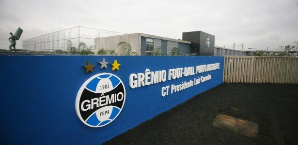 CT Presidente Luiz Carvalho foi inaugurado pelo Grêmio em setembro de 2014 - Lucas Uebel/Grêmio Divulgação