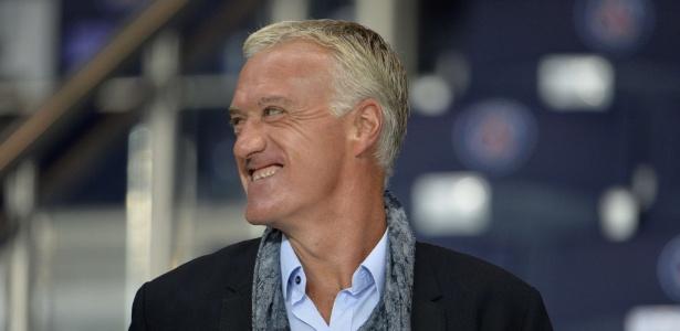 Didier Deschamps divulgou a lista de convocados da França nesta terça-feira (31)
