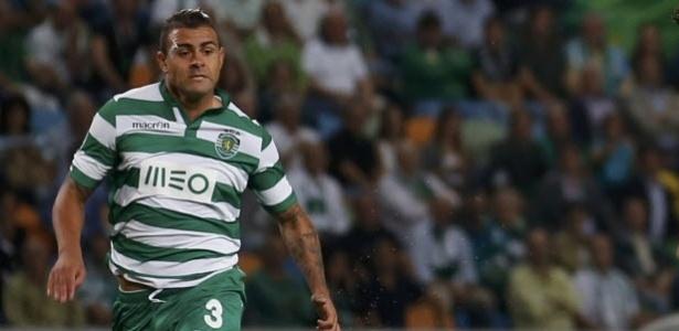 Maurício teve uma passagem pelo Sporting, de Portugal - REUTERS/Hugo Correia