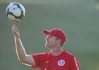 """""""Por nós, ele ficaria aqui"""", diz atacante do Inter sobre técnico interino - Alexandre Lops/AI Inter"""
