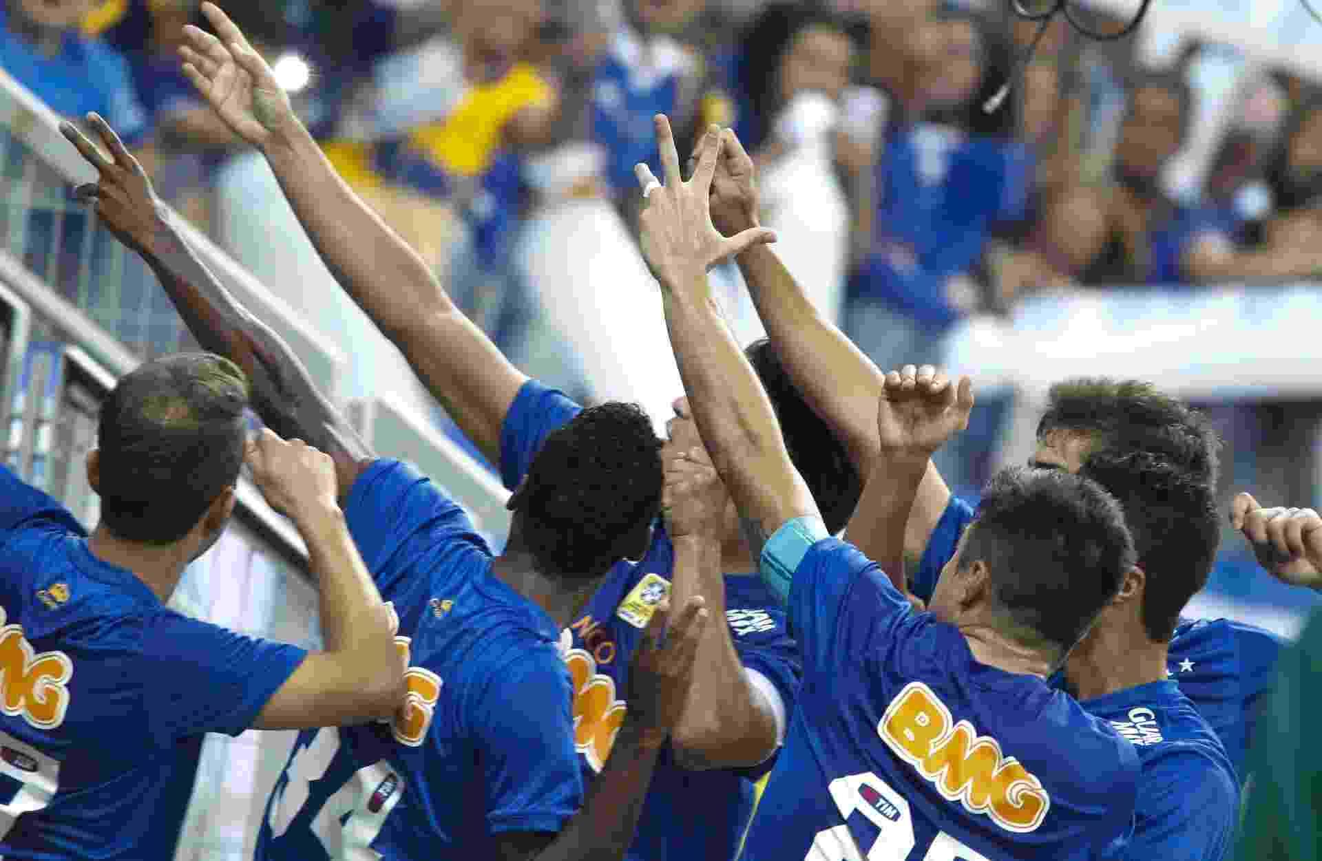 Cruzeiro x Internacional pelo Brasileirão 8c8c8aec70a89