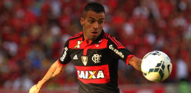 Canteros tem seus direitos econômicos vinculados ao Flamengo