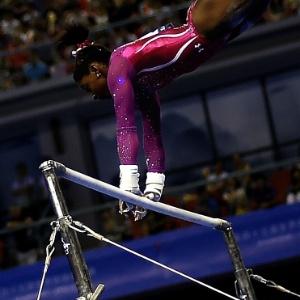 fotos mundial de ginástica artística nesta 6ª uol esporte