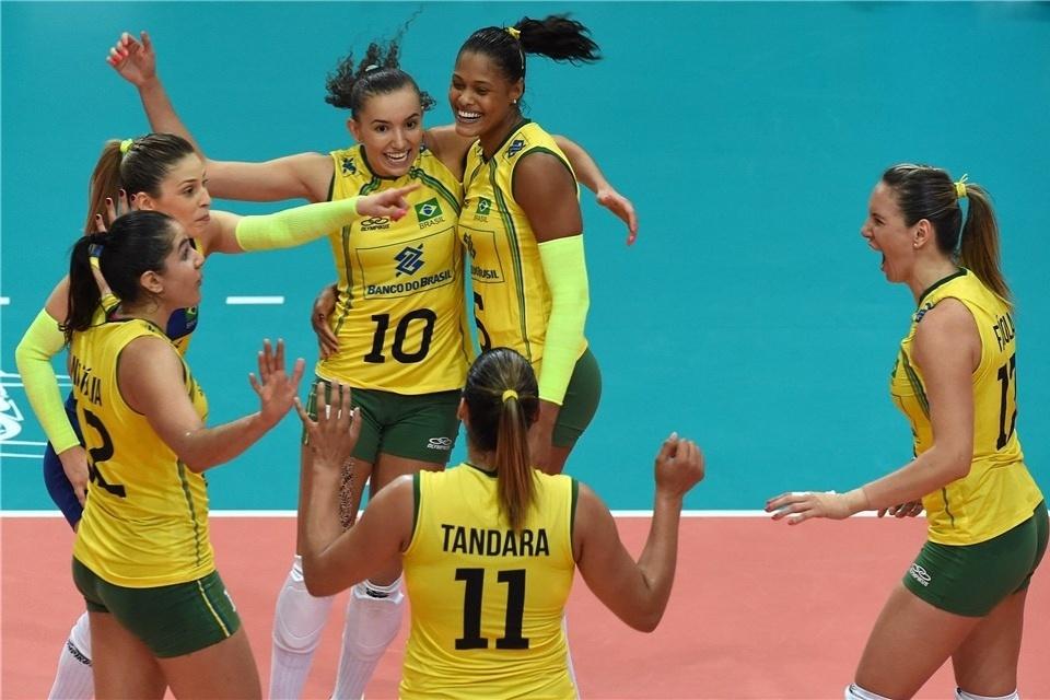 Gabi foi a revelação do Brasil no Mundial
