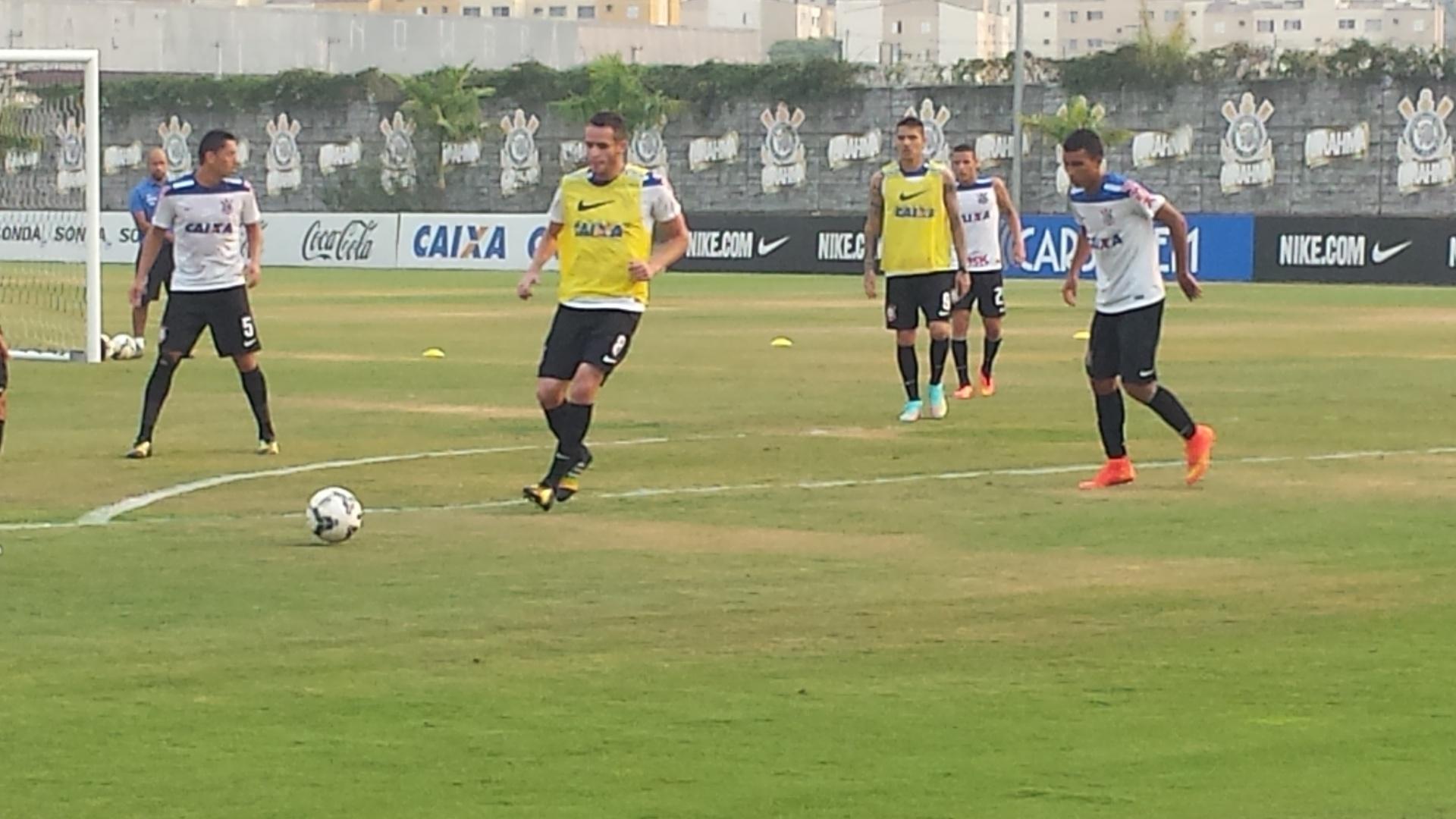 Ralf, Renato Augusto e Guerrero retornam ao Corinthians na Copa do Brasil