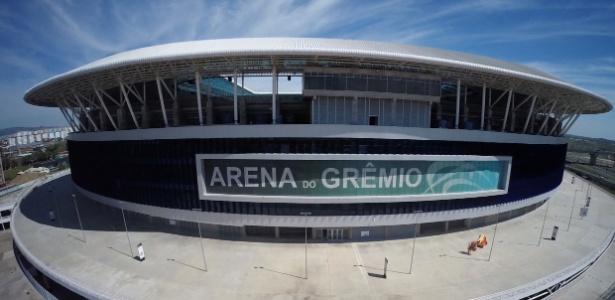 Arena do Grêmio é arma contra o Inter. Pelo menos nos dois últimos jogos