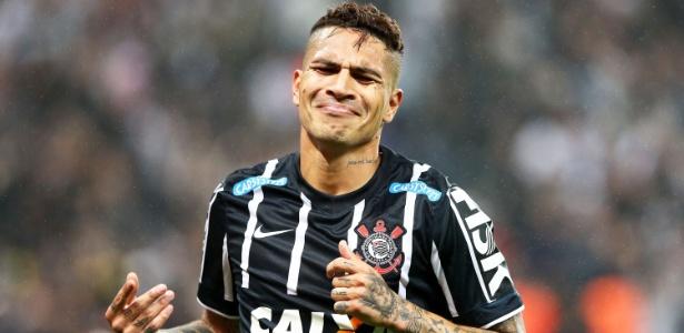 Guerrero foi eleito um dos melhores atacantes do Campeonato Brasileiro - Wagner Carmo/VIPCOMM