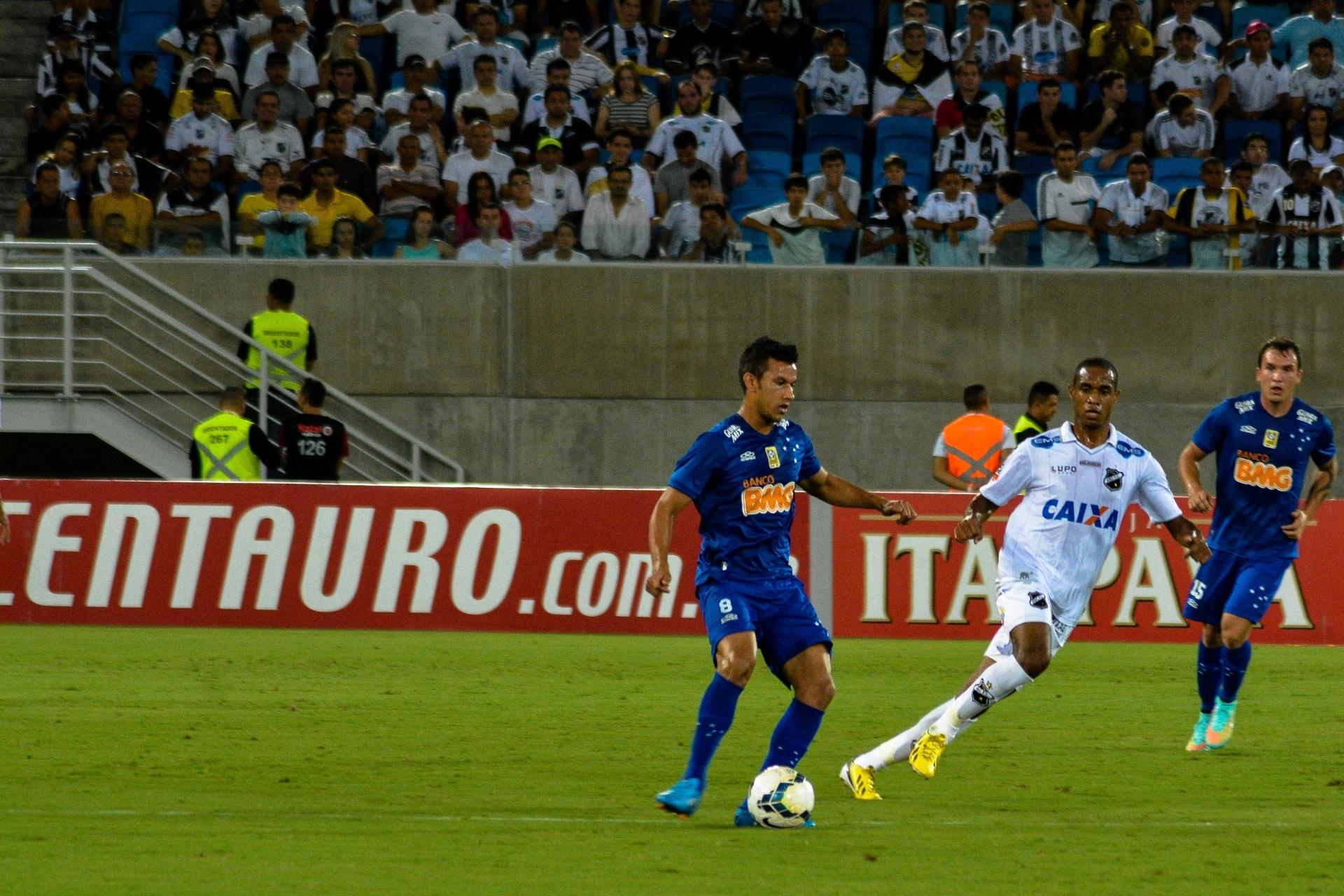 1ecc1ecbae7ce Jogadores do Cruzeiro pedem paciência com time ainda em formação -  08 02 2015 - UOL Esporte