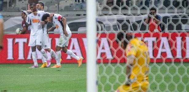Bruno Cantini Site do Atlético-MG. Atlético-MG goleou o Corinthians ... 86ed80ff0df5d