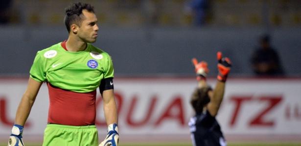 Marcelo Lomba troca o Bahia pelo Internacional, que libera Muriel para os baianos