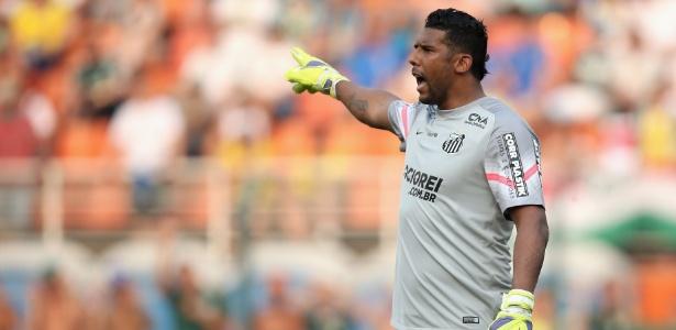 Goleiro Aranha deixou o Palmeiras e foi oferecido ao Internacional, que avalia investida
