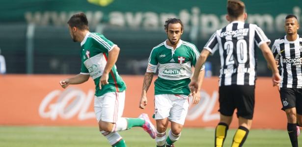 Valdivia mudou de ideia e recusou contrato de produtividade oferecido pelo Santos