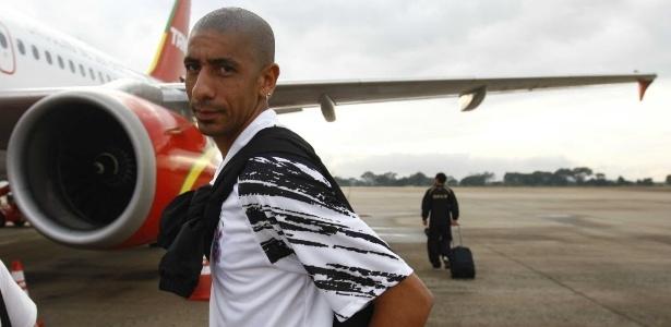 Atacante atuou por clubes como Náutico, Corinthians e Brasiliense - Almeira Rocha/Folhapress
