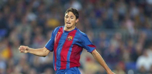 Edmílson atuou pelo Barcelona na década passada e conquistou a Champions - Getty Images