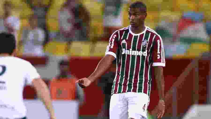 Marlon deixou o Fluminense em 2016, mas até hoje rende aos cofres do clube - Matheus Andrade/Photocamera