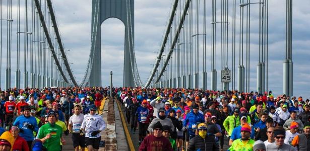 Andrey Baranov é acusado de facilitar a participação de fundistas envolvidos em casos de doping em maratonas nos Estados Unidos