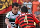 Veja imagens das partidas desta quarta-feira (02) pelo Campeonato Brasileiro - Julia Chequer/Folhapress