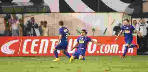 Santos não perde mata-mata decidindo em casa desde 2014, quando caiu para o Cruzeiro - Wagner Carmo/VIPCOMM