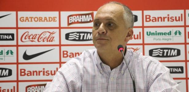 Marcelo Medeiros reclamou da arbitragem em Vasco e Inter e quer movimento pelo VAR - Jeremias Wernek/UOL