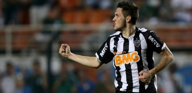 Tiago não vinha sendo aproveitado por Marcelo Oliveira no Atlético-MG